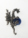 P127 Dragon pendant