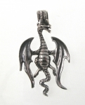 P129 Dragon pendant