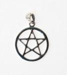 P13 Silver Pentagram Pendant