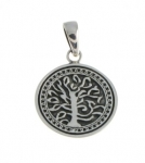 WP136 Tree pendant
