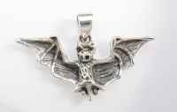 P142 Large Bat pendant