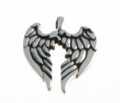 P154 Angel wings pendant