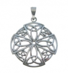 P156 Celtic Cross Shield