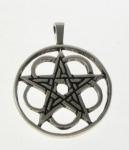 P170 Pentagram pendant