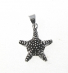 P175 Starfish pendant