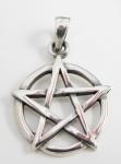 P188 Pentagram pendant