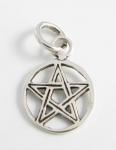 P190 pentagram pendant