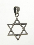 P207 Star of david pendant