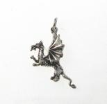 P220 Flying dragon pendant