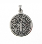 P227 Tree of life pendant
