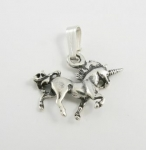 P239 Unicorn pendant