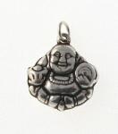 P250 Happy Fat Buddha Pendant