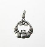 P280 Claddagh pendant