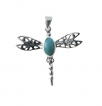 P304 Dragonfly pendant