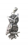 P351 Owl Pendent