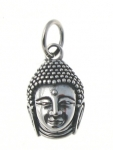 P371 Buddha Head Pendant