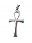 P40 Silver Ankh Pendent