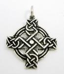 P45 Celtic style cross