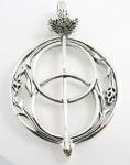 P51 Chalice well pendant