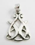 P58 Celtic pendant