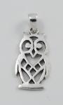P83 Owl pendant
