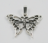 P86 Butterfly pendant
