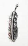 P87 Feather pendant