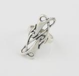 R106 Art nouveau ring