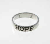 R98 Silver inspiration ring