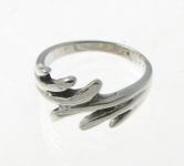 R162 Silver Ring