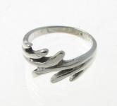 R162 Silver Ring