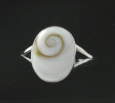 R170 Shiva Shell Ring