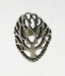 R187 tree of life ring