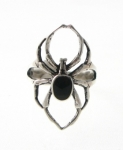 R21 Spider ring with black body