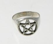 R212 Pentagram Ring