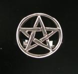 R213 Pentagram Ring