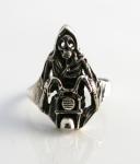R243 Grim reaper ring