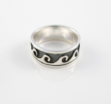 R225 Wave ring