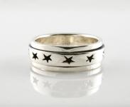 WR8 Star spinner ring