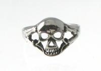 R286 skull ring