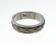 R246 Sterling Silver ring