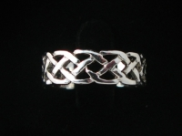 R44 Open Weave Ring
