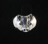 R59 Silver Hog Ring