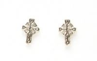 S11 Celtic cross (pack of 5 pairs)