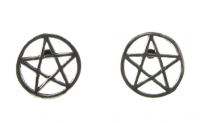 S134 Pentagram Studs