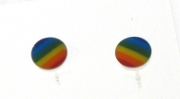 S149 Rainbow studs (pack of 5)