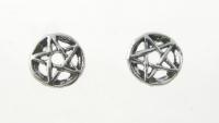 S35 Pentagram Studs (pack of 5 pairs)