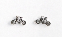 S70 Silver bicycle studs (pack of 5 pairs)