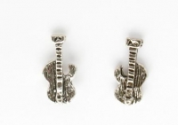 S81 Silver Guitar (pack of 5 pairs)