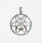 WP82 Seed of Life Pendant